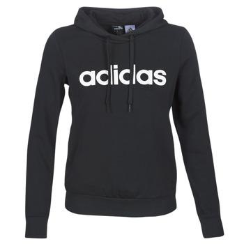 衣服 女士 卫衣 adidas Performance 阿迪达斯运动训练 E LIN OH HD 黑色