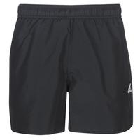 衣服 男士 男士泳裤 adidas Performance 阿迪达斯运动训练 SOLID CLX SH SL 黑色