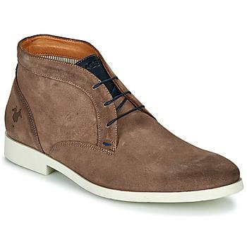 鞋子 男士 短筒靴 Kost COMTE 5C 灰褐色