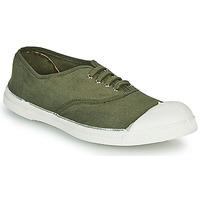 鞋子 女士 球鞋基本款 Bensimon TENNIS LACET 卡其色