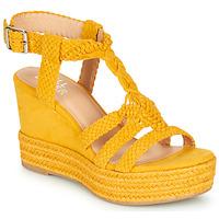 鞋子 女士 凉鞋 Bullboxer 175018F2T 黄色