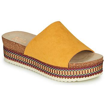 鞋子 女士 休闲凉拖/沙滩鞋 Bullboxer 886014F1TAMUST 橙色