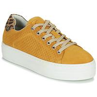 鞋子 女士 球鞋基本款 Bullboxer  黄色