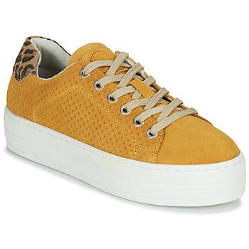 鞋子 女士 球鞋基本款 Bullboxer 987033E5C 黃色