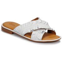 鞋子 女士 休闲凉拖/沙滩鞋 Bullboxer 510000T1L 白色
