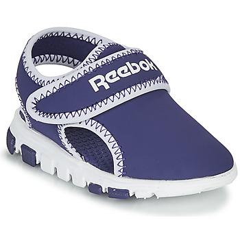 鞋子 儿童 凉鞋 Reebok 锐步 WAVE GLIDER III 蓝色 / 灰色