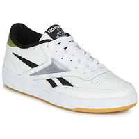 鞋子 女士 球鞋基本款 Reebok Classic CLUB C REVENGE MARK 白色 / 金色