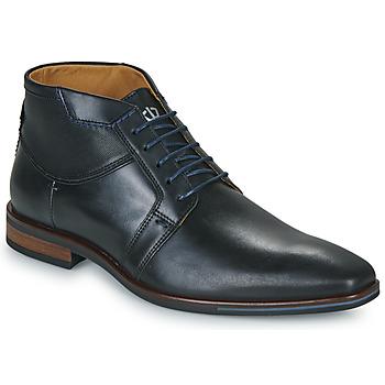 鞋子 男士 短筒靴 Carlington 卡尔顿 JESSY 黑色