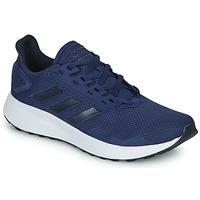 鞋子 男士 跑鞋 adidas Performance 阿迪达斯运动训练 DURAMO 9 蓝色