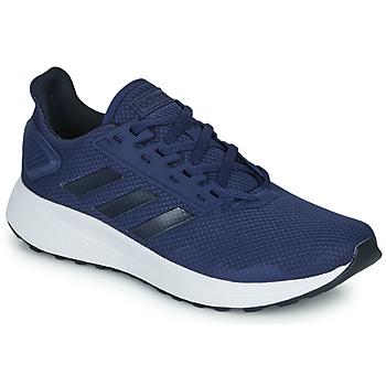 鞋子 男士 跑鞋 adidas Performance 阿迪達斯運動訓練 DURAMO 9 藍色
