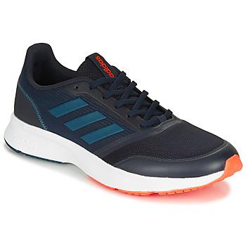 鞋子 男士 跑鞋 adidas Performance 阿迪达斯运动训练 NOVA FLOW 蓝色