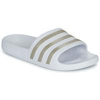 鞋子 女士 拖鞋 adidas Performance 阿迪达斯运动训练 ADILETTE AQUA 白色