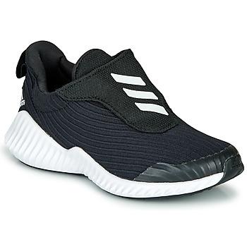 鞋子 男孩 球鞋基本款 adidas Performance 阿迪达斯运动训练 FORTARUN AC K 黑色