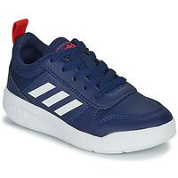 鞋子 儿童 球鞋基本款 adidas Performance 阿迪达斯运动训练 TENSAUR K 蓝色 / 白色