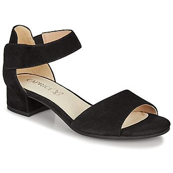 鞋子 女士 凉鞋 Caprice BESSINA 黑色
