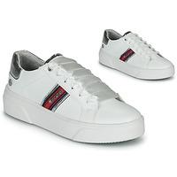 鞋子 女士 球鞋基本款 Dockers by Gerli 46BK204-591 白色