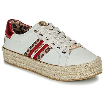 鞋子 女士 球鞋基本款 Dockers by Gerli 46GV202-509 白色 / Multi