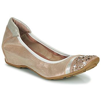 鞋子 女士 平底鞋 MAM'ZELLE FETE 裸色