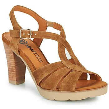 鞋子 女士 凉鞋 MAM'ZELLE TIMBA 棕色