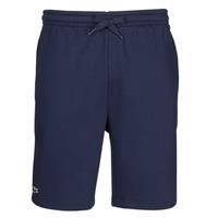 衣服 男士 短裤&百慕大短裤 Lacoste AYCHA 海蓝色