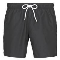衣服 男士 男士泳裤 Lacoste FLORI 黑色
