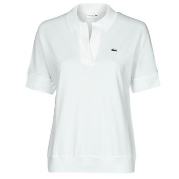 衣服 女士 短袖保罗衫 Lacoste BERRY 白色