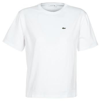 衣服 女士 短袖体恤 Lacoste BENOIT 白色