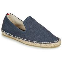 鞋子 男士 帆布便鞋 1789 SLIPON COTON 海蓝色