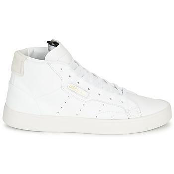 Adidas Originals 阿迪达斯三叶草 adidas SLEEK MID W