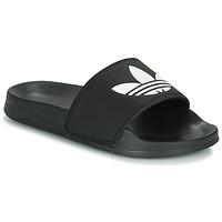 鞋子 拖鞋 Adidas Originals 阿迪達斯三葉草 ADILETTE LITE 黑色