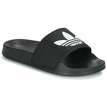 鞋子 拖鞋 Adidas Originals 阿迪达斯三叶草 ADILETTE LITE 黑色