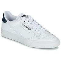 鞋子 球鞋基本款 Adidas Originals 阿迪达斯三叶草 CONTINENTAL VULC 白色