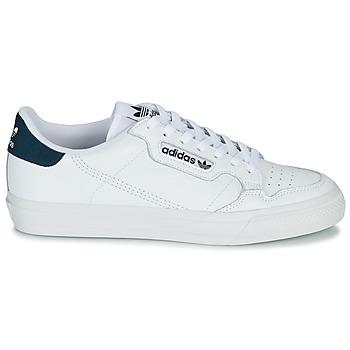 Adidas Originals 阿迪达斯三叶草 CONTINENTAL VULC