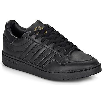 鞋子 男士 球鞋基本款 Adidas Originals 阿迪达斯三叶草 MODERN 80 EUR COURT 黑色