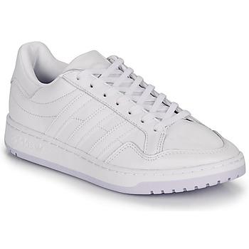 鞋子 女士 球鞋基本款 Adidas Originals 阿迪达斯三叶草 MODERN 80 EUR COURT W 白色