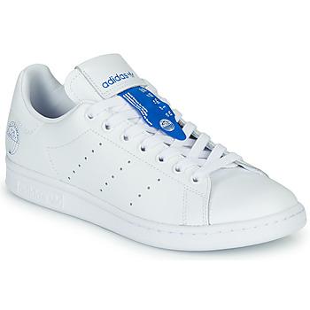鞋子 球鞋基本款 Adidas Originals 阿迪達斯三葉草 STAN SMITH 白色