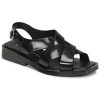 鞋子 女士 凉鞋 Melissa 梅丽莎 MELROSE 黑色