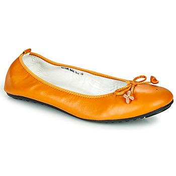 鞋子 女士 平底鞋 Mac Douglas ELIANE 駝色