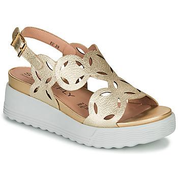 鞋子 女士 凉鞋 Stonefly 斯通富莱 PARKY 9 金色