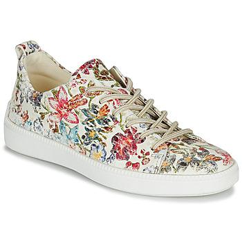 鞋子 女士 球鞋基本款 Think TURNA 米色 / 红色 / 绿色