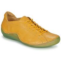 鞋子 女士 球鞋基本款 Think KAPSL 黄色 / 绿色
