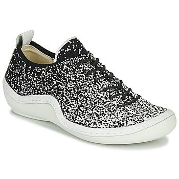 鞋子 女士 球鞋基本款 Think KAPSL 黑色 / 白色