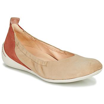 鞋子 女士 平底鞋 Think CUGAL 米色 / 红色