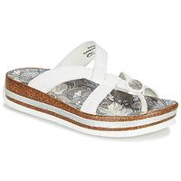 鞋子 女士 凉鞋 Think ZEGA 白色