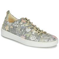 鞋子 女士 球鞋基本款 Think TURNA 灰色