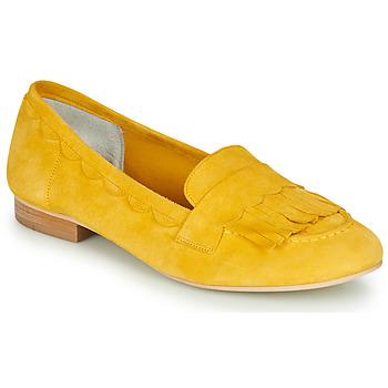 鞋子 女士 平底鞋 Myma LOUSTINE 黃色