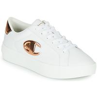 鞋子 女士 球鞋基本款 Champion ERA GEM 白色 / 古銅色