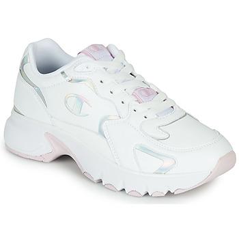 鞋子 女士 球鞋基本款 Champion CWA ECLIPSE 白色