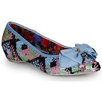 鞋子 女士 平底鞋 Irregular Choice MINT SLICE 玫瑰色 / 蓝色