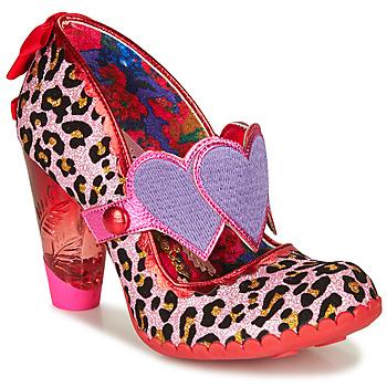 鞋子 女士 高跟鞋 Irregular Choice LOCKHART 紅色